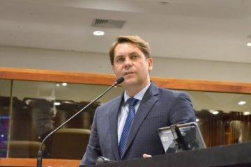 Bruno Peixoto, deputado estadual e líder do Governo no Palácio Alfredo Nasser
