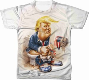 Donald Trump – caricatura